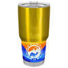 Polar Camel Gold Translucent 30 oz Tumbler