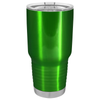 Polar Camel Green Translucent 30 oz Tumbler