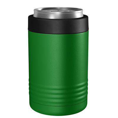 Polar Camel Kelly Green 12 oz Can Cooler