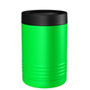 Polar Camel Neon Green 12 oz Can Cooler