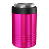 Polar Camel Pink Translucent 12 oz Can Cooler