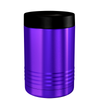 Polar Camel Purple Translucent 12 oz Can Cooler
