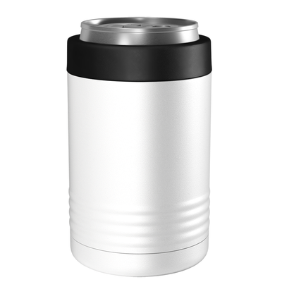 Polar Camel White 12 oz Can Cooler