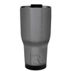 RTIC Oil Slick Black 20 oz Tumbler