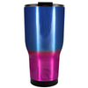 RTIC Blue Pink Translucent Ombre 30 oz Tumbler