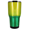 RTIC Yellow Green Translucent Ombre 30 oz Tumbler