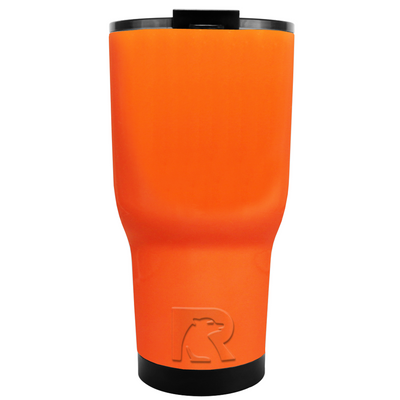 RTIC Bright Orange 30 oz Tumbler