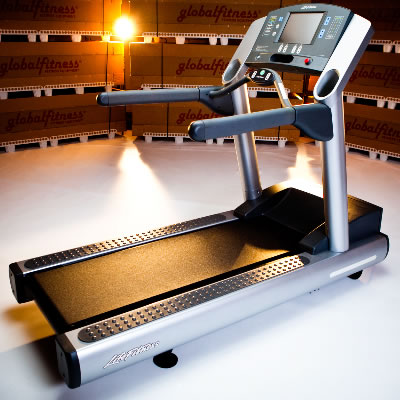 Refurbished Life Fitness 95Te Treadmill