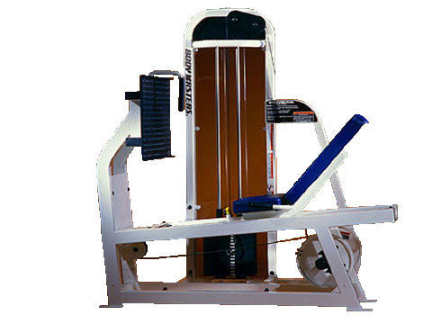 Factory photo of a Refurbished Body Masters Basix Line Seated Leg Press