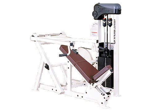Factory photo of a Refurbished Body Masters CX Series Incline Chest Press