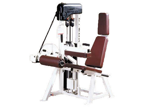Factory photo of a Refurbished Body Masters CX Series Seated Leg Curl