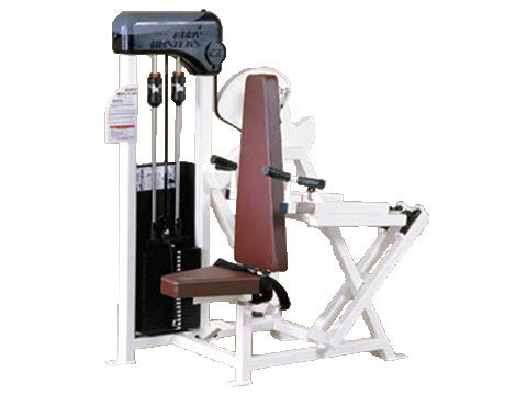 Factory photo of a Refurbished Body Masters CX Series Tricep Press