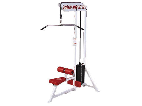 Factory photo of a Used Body Masters MD Series Lat Pulldown