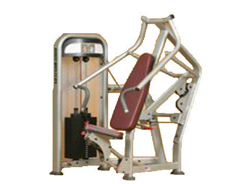 Factory photo of a Refurbished Body Masters Premier Series 90 Degree Chest Press