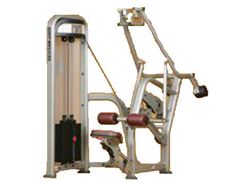 Factory photo of a Used Body Masters Premier Series Lat Pulldown