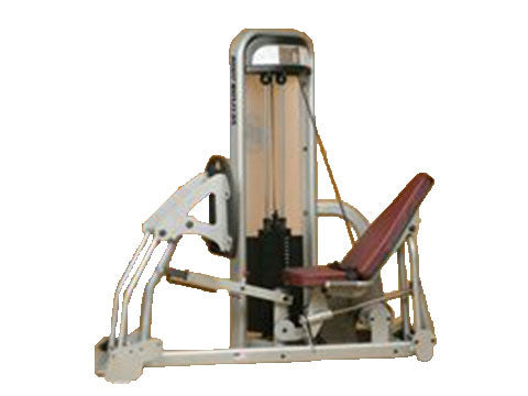 Factory photo of a Refurbished Body Masters Premier Series Seated Leg Press