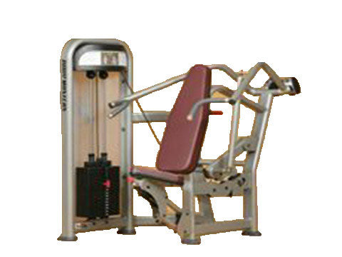 Factory photo of a Refurbished Body Masters Premier Series Shoulder Press