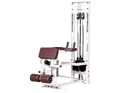 Factory photo of a Refurbished Body Masters S Series Standing Leg Curl