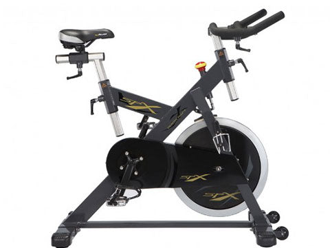 Factory photo of a Refurbished BodyCraft SPX Indoor Group Cycling Bike