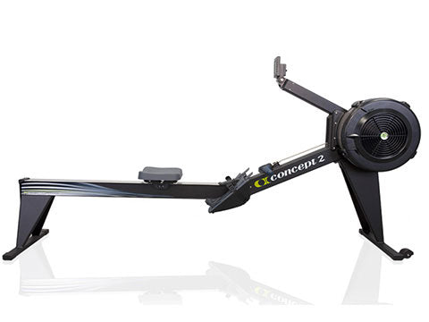 Factory photo of a Refurbished Concept 2 Model E Indoor Rower