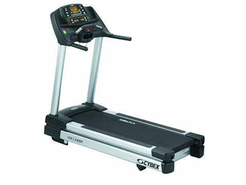 Factory photo of a Used Cybex 425T LCX Treadmill