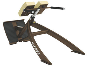 Factory photo of a Refurbished Cybex 45 Degree Hyperextension New Style