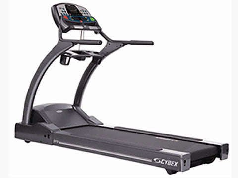 Factory photo of a Used Cybex 520T Pro Treadmill