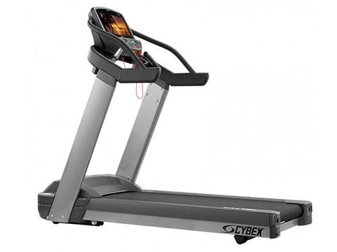 Factory photo of a Refurbished Cybex 525T Treadmill