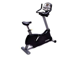 Factory photo of a Refurbished Cybex 530C Sigma Cyclone Upright Bike