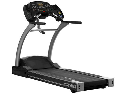 Factory photo of a Used Cybex 550T Pro 3 Treadmill