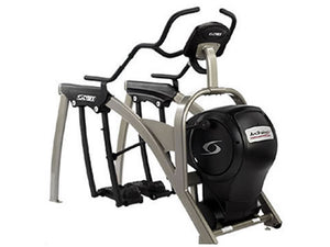 Factory photo of a Refurbished Cybex 600A Lower Body Arc Trainer