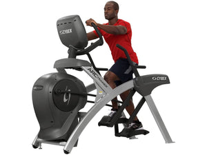 Factory photo of a Used Cybex 625A Lower Body Arc Trainer