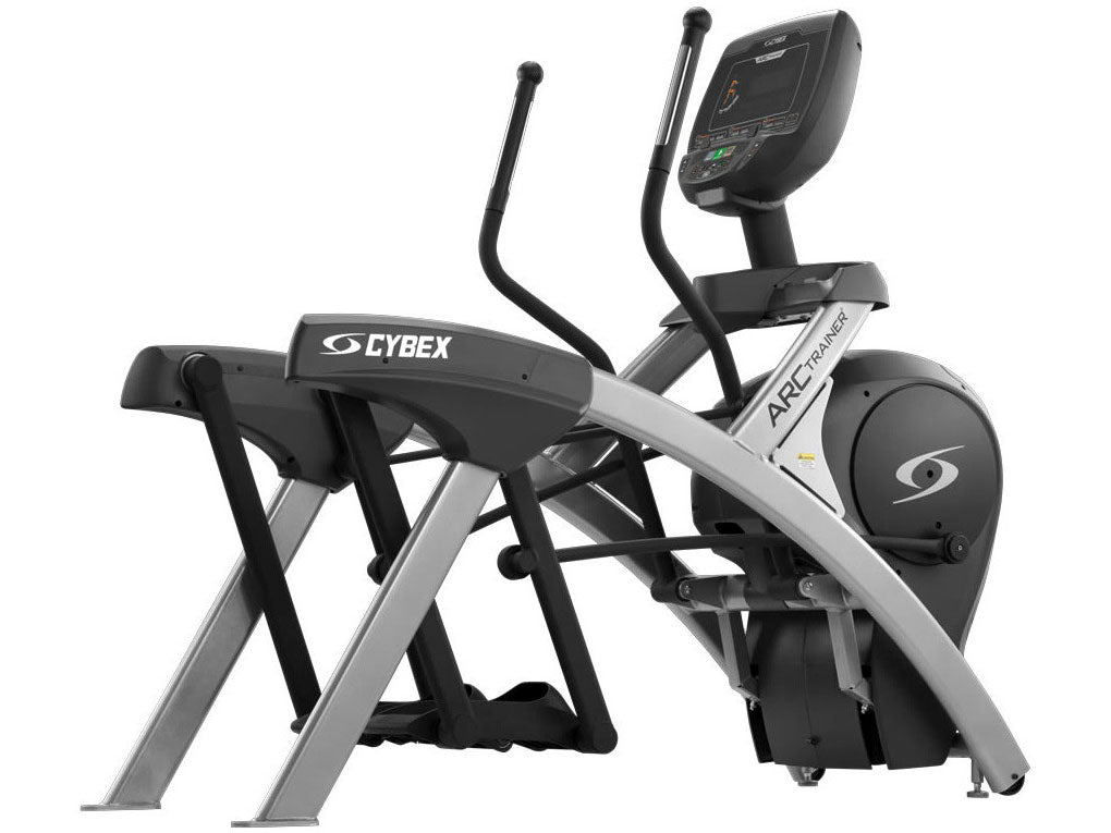 Factory photo of a Refurbished Cybex 625AT Total Body Commercial Workhorse Arc Trainer