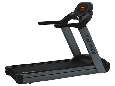 Factory photo of a Used Cybex 625T Treadmill