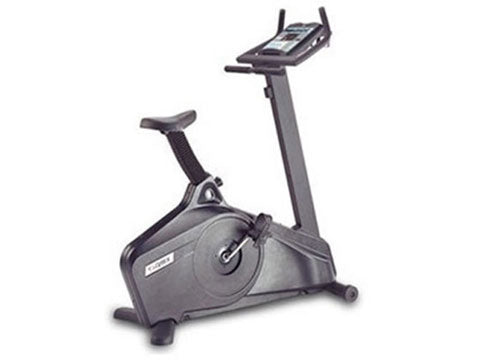 Factory photo of a Refurbished Cybex 700C Upright Bike