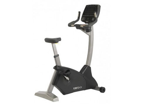 Factory photo of a Used Cybex 750C Upright Bike
