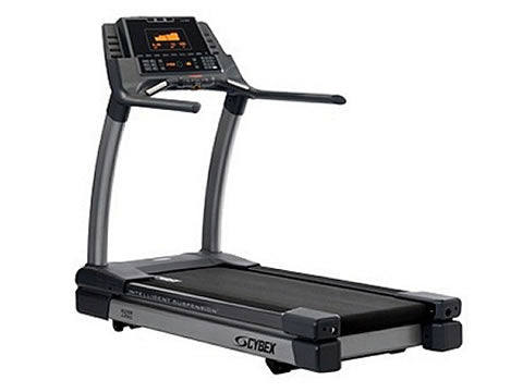 Factory photo of a Refurbished Cybex 750T Legend Treadmill