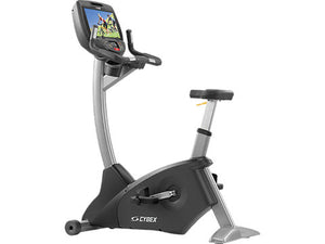 Factory photo of a Refurbished Cybex 770C Upright Bike