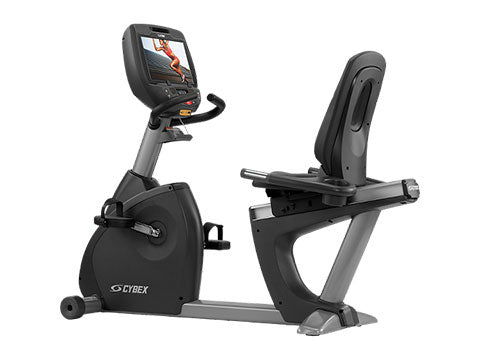 Factory photo of a Used Cybex 770R Recumbent Bike