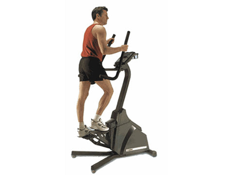 Factory photo of a Refurbished Cybex 800S Stepper