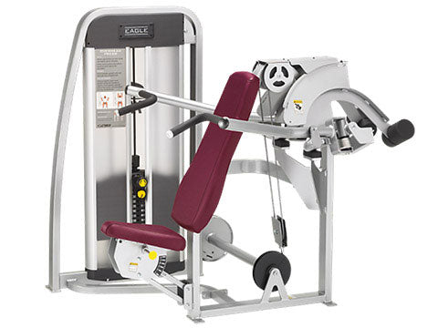 Factory photo of a Refurbished Cybex Eagle Overhead Press