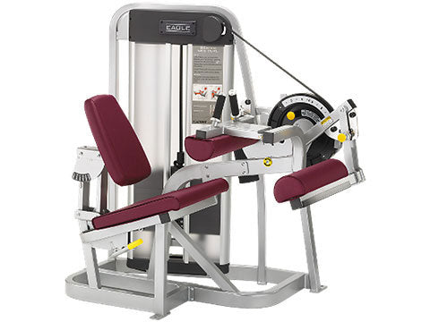 Factory photo of a Refurbished Cybex Eagle Seated Leg Curl