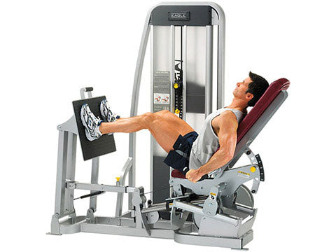 Factory photo of a Used Cybex Eagle Seated Leg Press
