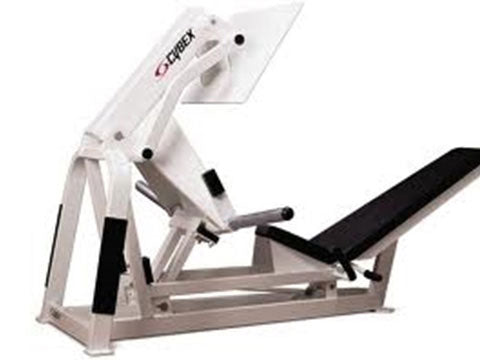 Factory photo of a Refurbished Cybex Plate Loaded Squat Press