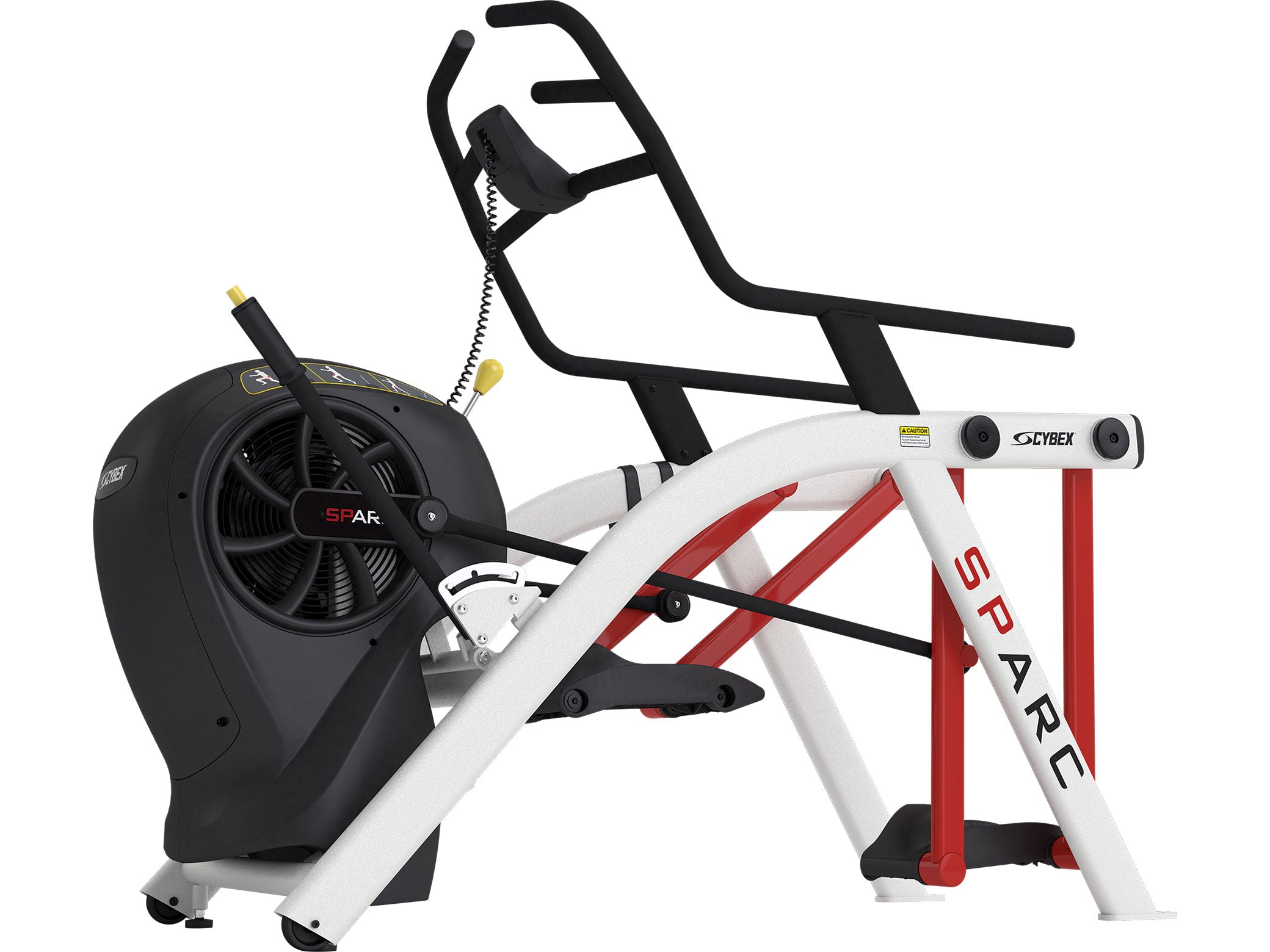 Used Cybex Strength SPARC Arc Trainer White