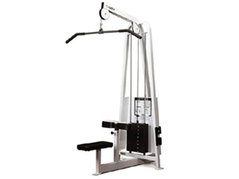 Factory photo of a Used Cybex VR Lat Pulldown