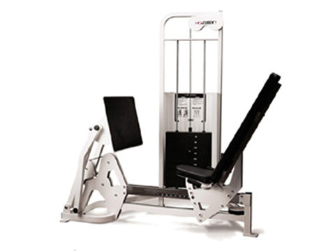 Factory photo of a Used Cybex VR Seated Leg Press