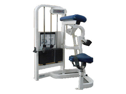 Factory photo of a Used Cybex VR2 Abdominal Crunch