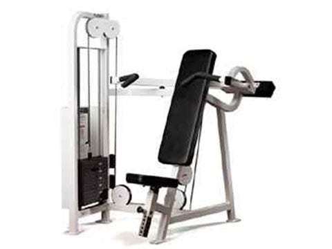 Factory photo of a Used Cybex VR2 Dual Axis Overhead Press