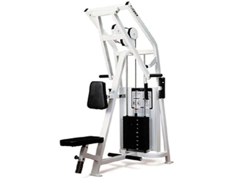 Factory photo of a Used Cybex VR2 Dual Axis Row and Rear Delt